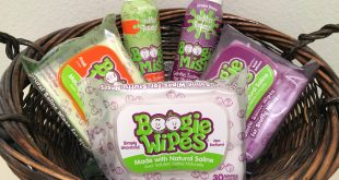 Boggie Wipes para las alergias