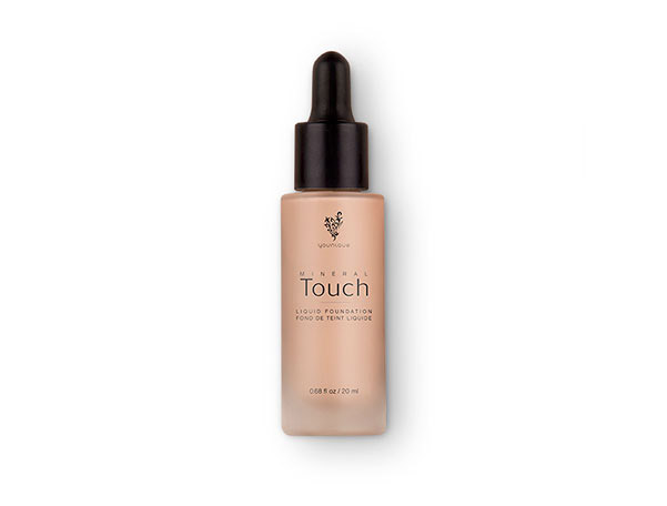 Base de maquillaje líquida Touch Mineral