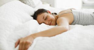 5 maneras para obtener un buen dormir